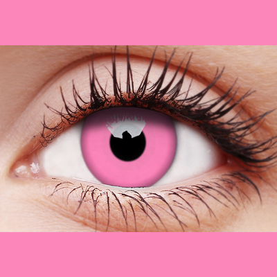 Glow Pink 1-Year Coloured Contact Lenses