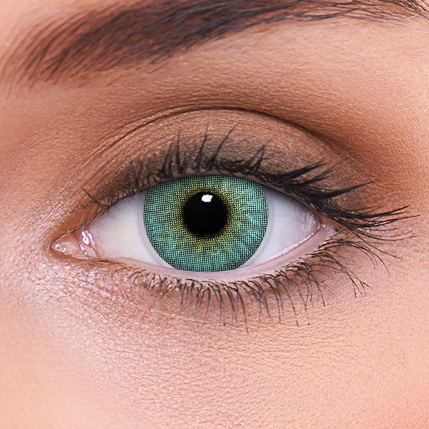Lake Blue Green Contact Lenses
