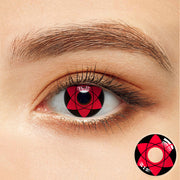 Uchiha Sasuke Colored Contact Lenses