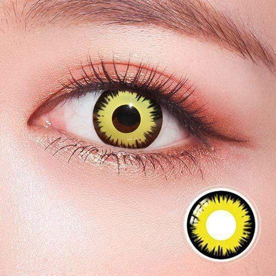 Eclipse Cosplay Colored Contact Lenses