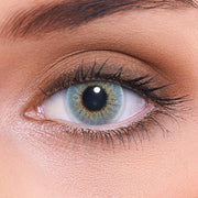 Mediterranean Blue Contact Lenses