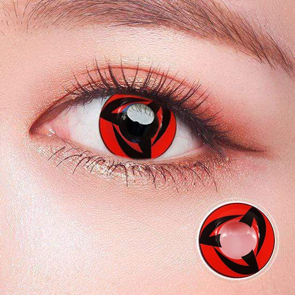 Sharingan Kakashi Colored Contact Lenses
