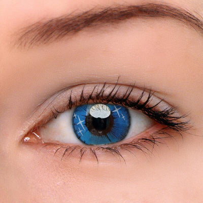 Grandient Star Contact Lenses