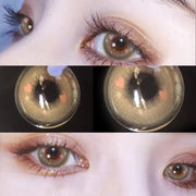Love-Star contact lens