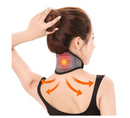 Tourmaline Neck Support Self-heating Magnetic Pain Relief Therapy Wrap