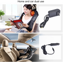 U Type Shoulder Neck Massager Shiatsu Infrared Heating Kneading Shawl Massage