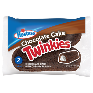 Hostess Chocolate Cake Twinkies - Twin Pack (77g)