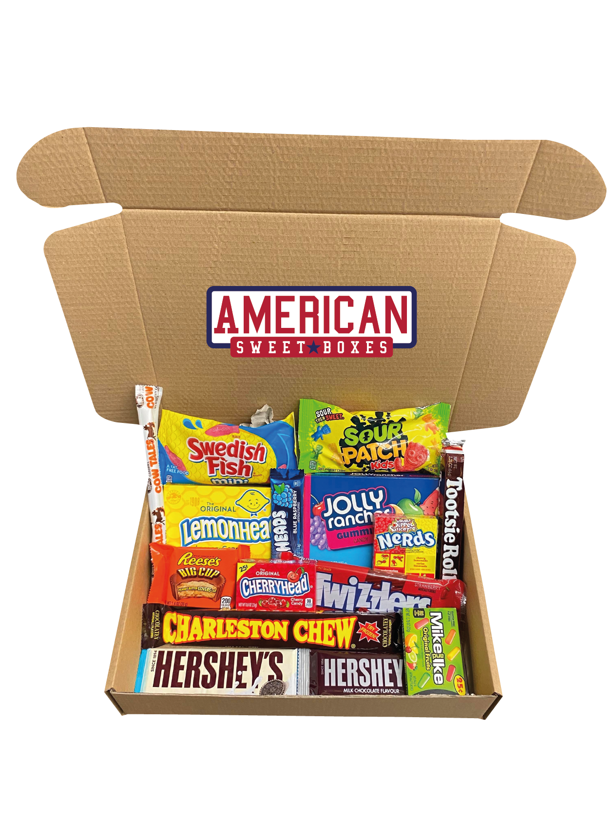 American Sweets Subscription - Variety Box