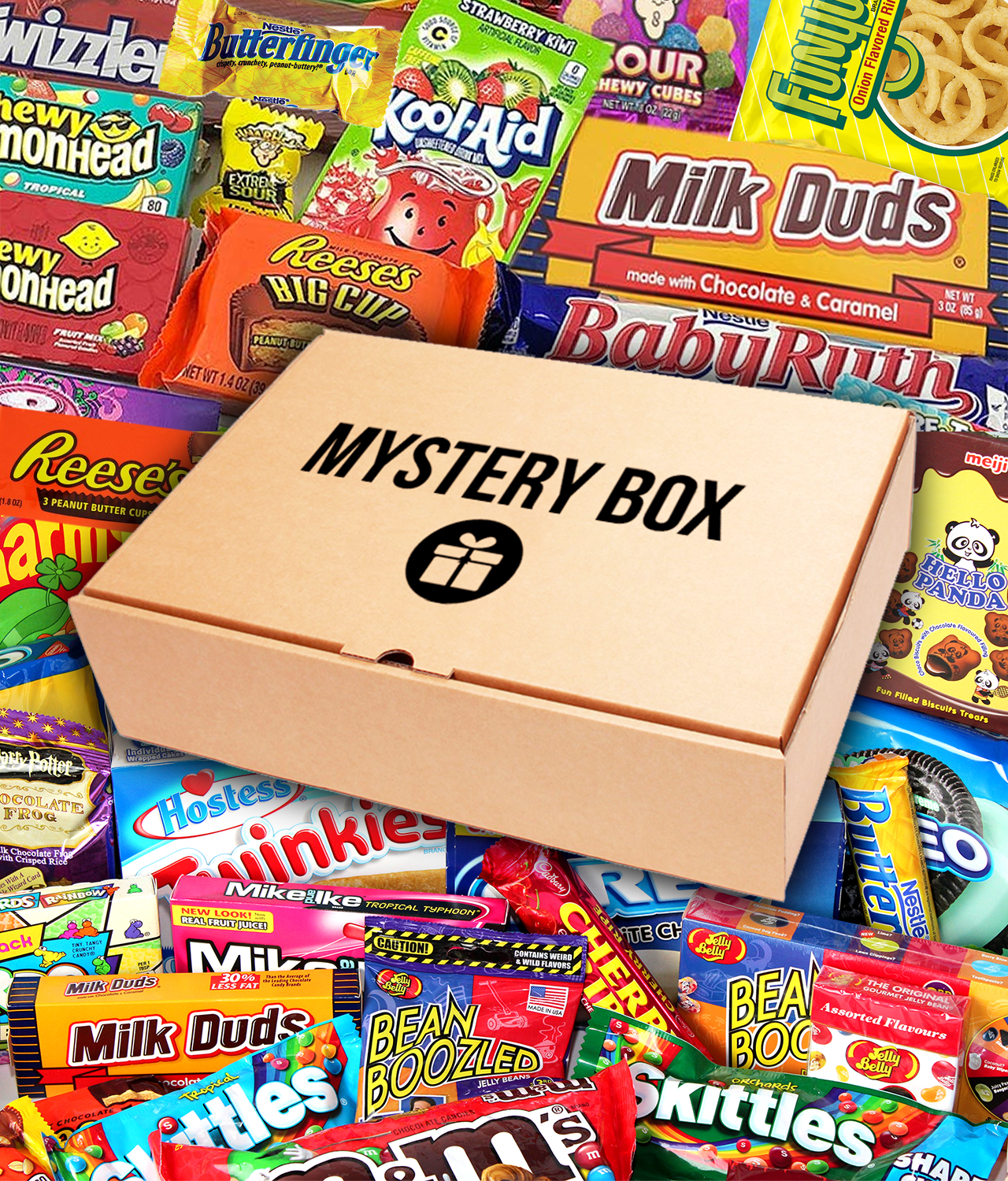 Mystery American Sweet Box - Large