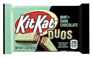 Kit Kat Duos Mint & Dark Chocolate (42g)