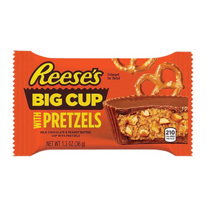 Reese's Big Cup Stuffed with Pretzels (36g)