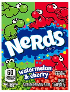 What-a-Melon & So Verry Cherry Nerds (46g)