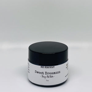 """Sweet Dreamzzz"" Sleep Aid Balm"