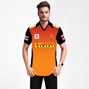 Hyderabad Jersey IPL 2020 Without Name & No.