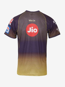 KKR Jersey IPL 2020 With Name & No.