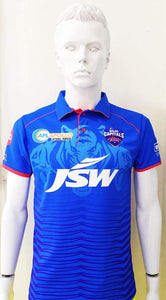 Delhi Capitals Jersey IPL 2021 With Name & No.