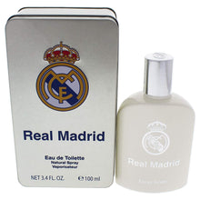 Load image into Gallery viewer, Real Madrid White Eau de Body Spray - 100 ml (For Men)