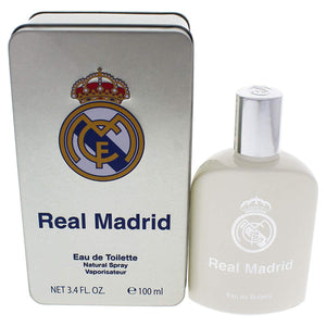 Real Madrid White Eau de Body Spray - 100 ml (For Men)