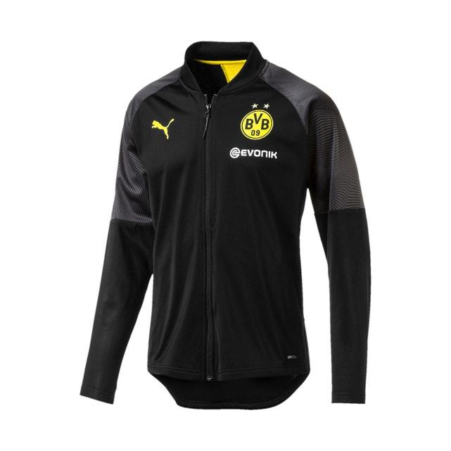 BORUSSIA DORTMUND 19/20 ROYAL BLACK JACKET