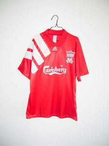Liverpool FC HOME 1992-93
