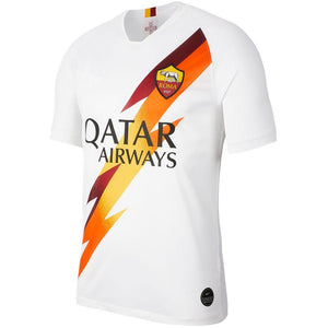 AS Roma Away With Name & No. 2019-20