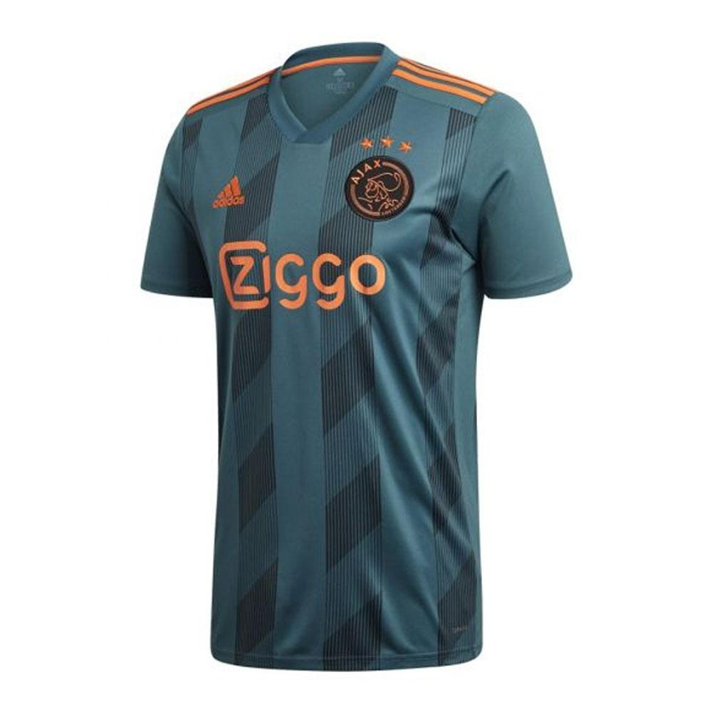 Ajax Away With Name & No. 2019-20