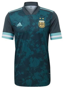 Argentina Away Jersey 19-20 Without Name & No.