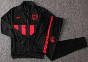 Atletico Madrid 19-20 Black Track Suit