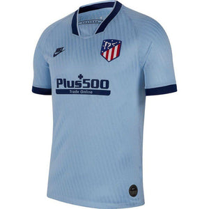 Atletico Madrid Third 19-20 WithOut Name & No.