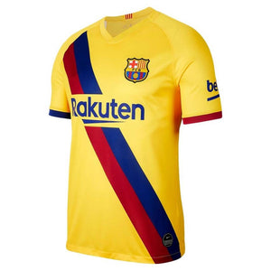 Barcelona Away Without Name & No. 2019-20