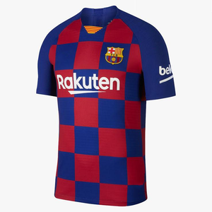 Barcelona Home 2019-20 Without Name & No