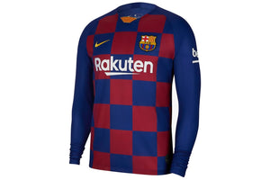 Barcelona Home Full Sleeves Jersey 19-20