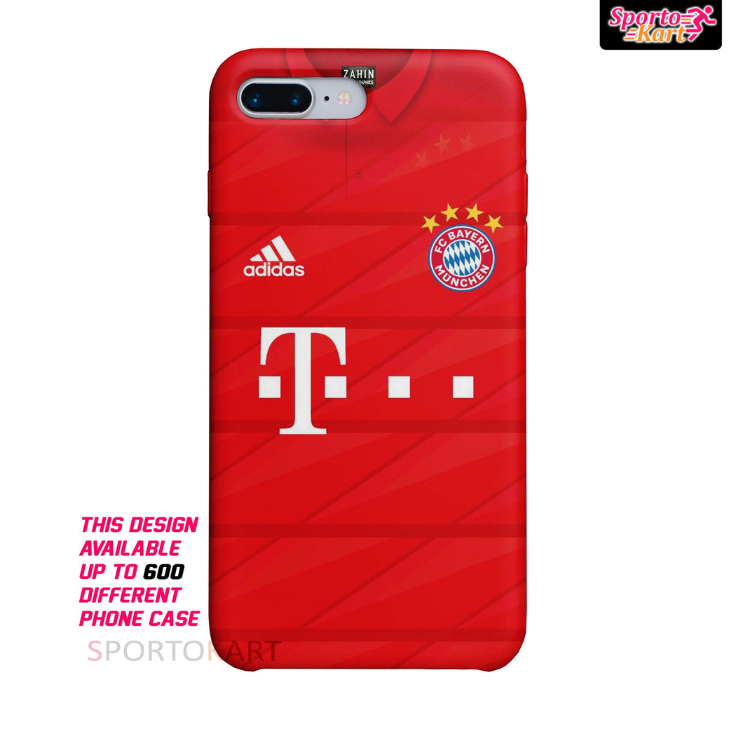 Bayern Munich Home 2019/20
