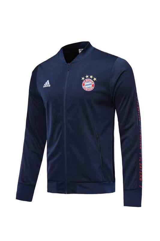 Bayern Munich Blue 19-20 Jacket