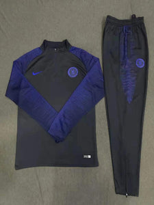 Chelsea Black & Blue 19-20 Track Suit