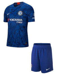 Chelsea Home Jersey With Shorts 19-20