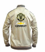 Load image into Gallery viewer, MANCHESTER UNITED AWAY 19/20 ROYAL IVORY JACKET