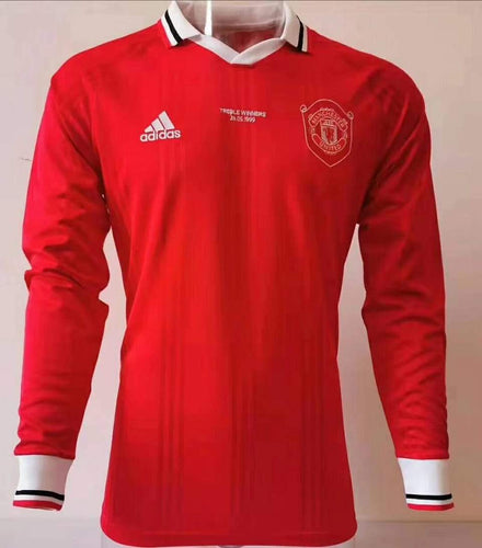 Manchester United Red  long sleeves T-Shirt