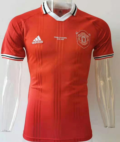 Manchester united Red short sleeves T-Shirt
