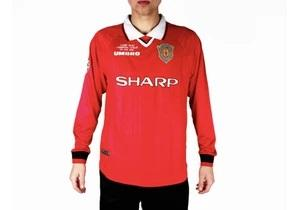 Manchester United FC 1999 Retro UCL Final Jersey