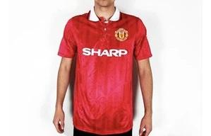 Manchester United FC 1992 Home Jersey