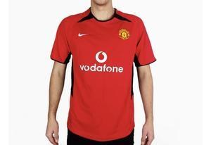 Manchester United FC 2003 Home Jersey