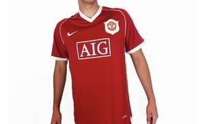 Manchester United FC 2006 Home Jersey