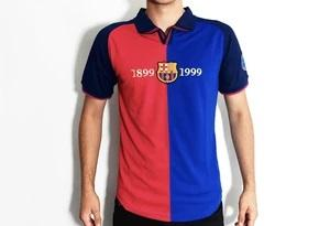 Barcelona FC 1998 Home Jersey
