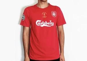 Liverpool 2004 Home Jersey