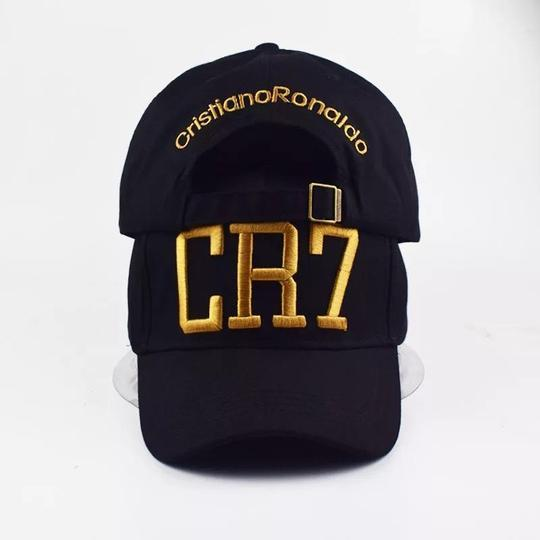CR7 Black Cap