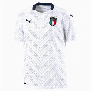 Italy Away With & Name No.