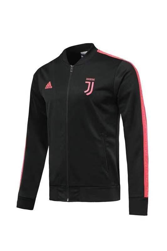 Juventus Black & Red 19-20 Jacket
