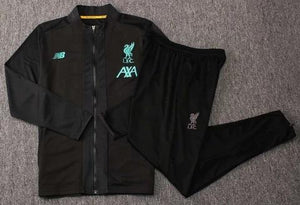 Liverpool 19-20 Dark Grey Track Suit
