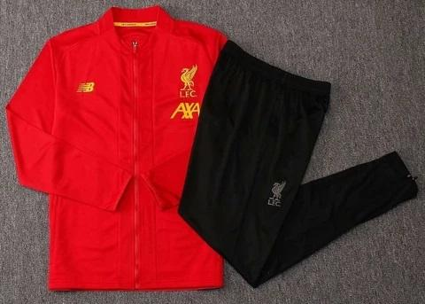 Liverpool 19-20 Red Track Suit